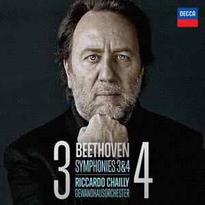 Beethoven: Symphonies Nos.3 & 4