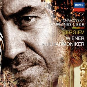 Tchaikovsky: Symphonies Nos.4-6 - 3 CDs