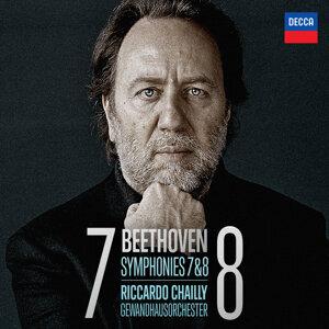 Beethoven: Symphonies Nos. 7 & 8