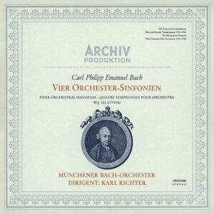 Bach, C.P.E.: Symphonies Nos.1 - 4