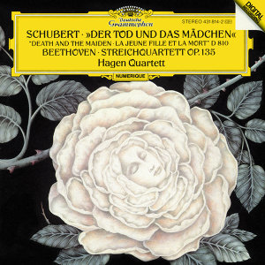 "Schubert: ""Death and the Maiden"" D 810 / Beethoven: String Quartet op.135"