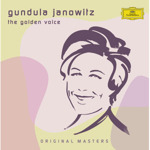 Gundula Janowitz - The Golden Voice - 5 CD's