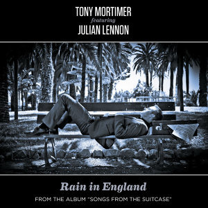Rain in England - Single (feat. Julian Lennon)