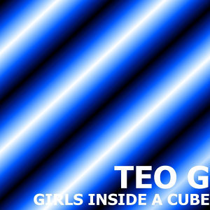 Girls Inside a Cube