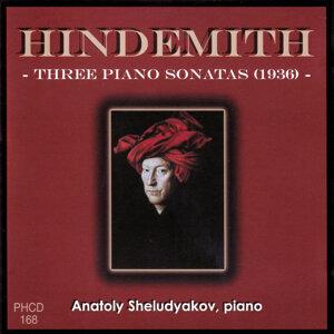 Hindemith: Three Piano Sonatas