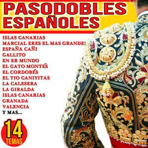 Pasodobles Españoles. 14 Temas