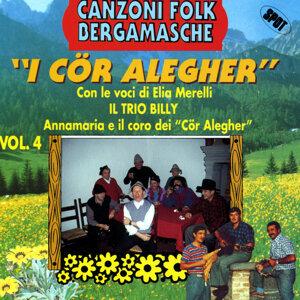 Canzoni folk bergamasche vol. 4
