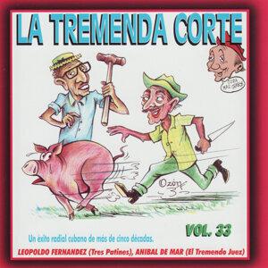 La Tremenda Corte: Un Éxito Radial Cubano de Más de Cinco Décadas, Vol.33