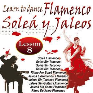Learn To Dance Flamenco-Soleá Y Jaleos