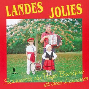 Landes jolies (Souvenirs du Pays Basque et des Landes)