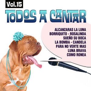 Todos A Cantar Vol. 15