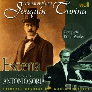 Joaquin Turina Complete Piano Works Vol 8 Escena