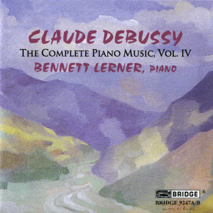 Debussy: The Complete Piano Music, Vol. IV