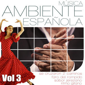 Easy Relaxation Ambient Music. Floute, Spanish Guitar And Flamenco Compas. Vol 3