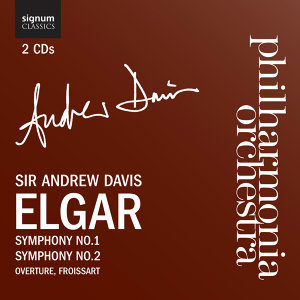 Symphonies 1, 2 and Froissart Overture