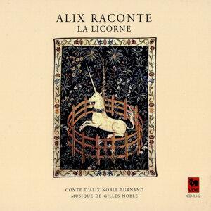 Alix raconte la licorne