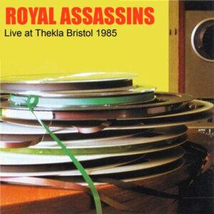 Live Thekla Bristol 1985