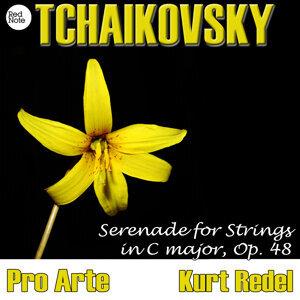 Tchaikovsky: Serenade for Strings in C major, Op. 48