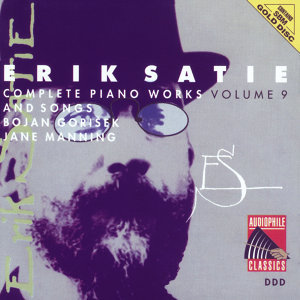 Satie: Complete Piano Works, Vol. 9
