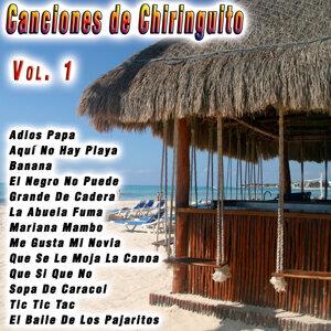 Canciones De Chiringuito  Vol. 1