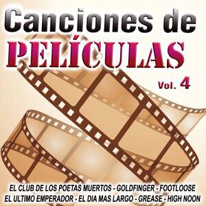Canciones De Pelicula Vol.4