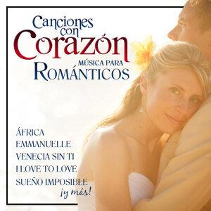 Canciones Con Corazón. Música para Románticos
