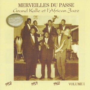 Merveilles Du Passe, Volume I, 1958 1959 1960