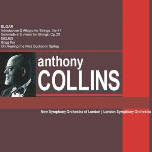 Elgar: Introduction & Allegro for Strings - Delius: Brigg Fair