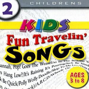Kids Fun Travellin' Songs Volume 1