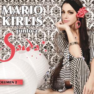 Mario Kirlis Junto A Saida