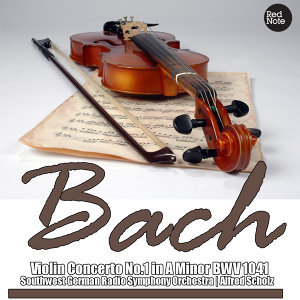 Bach: Violin Concerto No.1 in A Minor BWV 1041