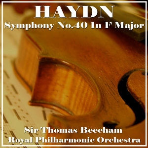 Symphony No. 40 In F-Major