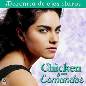 Morenita De Ojos Claros