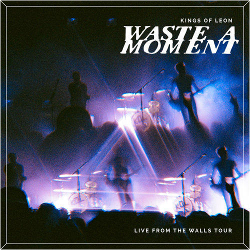 Waste A Moment - Live