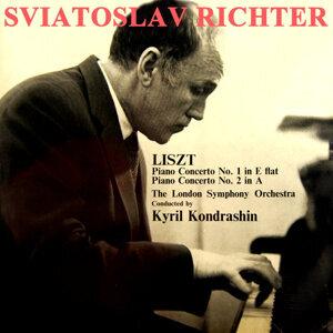 Liszt Piano Concertos No. 1 & 2