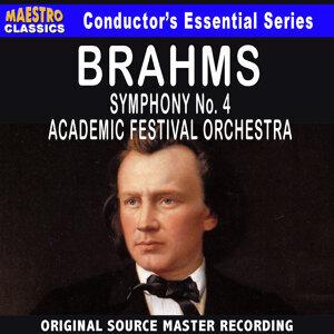 Brahms: Symphony No. 3 & 4, Academic Festival Overture