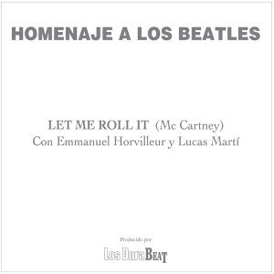 Let me roll it (The Beatles)