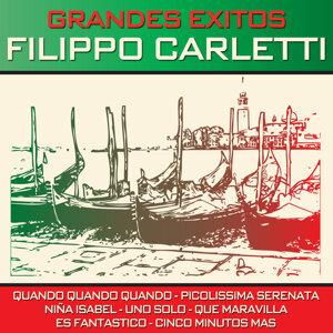 Grandes Exitos De Filippo Carletti