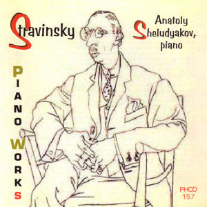 STRAVINSKY Piano Works
