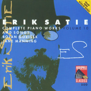 Satie: Complete Piano Works, Vol. 10