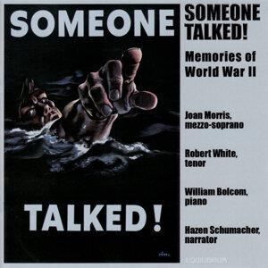 Someone Talked! - Memories of World War II