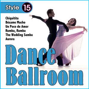 Dance Ballroom. 15 Style