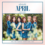 APRIL 4th Mini Album 'eternity'