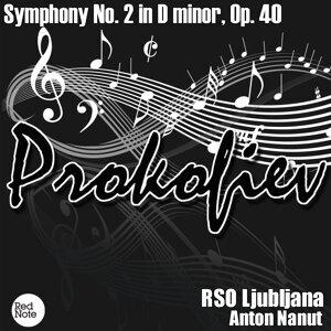 Prokofiev: Symphony No. 2 in D minor, Op. 40
