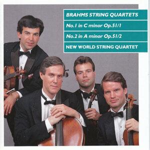 Brahms: String Quartets Nos.1 & 2, Op.51