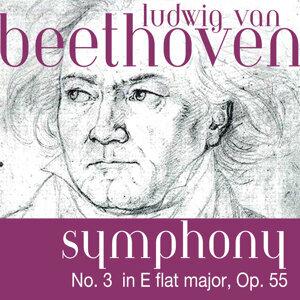 "Ludwig van Beethoven: Symphony No. 3  in E flat major, Op. 55 ""Eroica"""