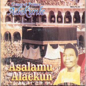 Asalamu Alaekun