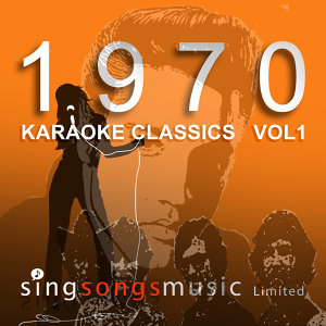 1970 Karaoke Classics Volume 1