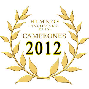 38 hymnes nationaux. Sport Champions
