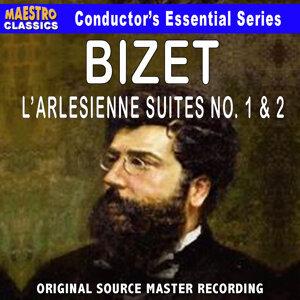 Bizet: L'Arlésienne Suite No. 1 & 2, Carmen  Suite No. 1 & 2